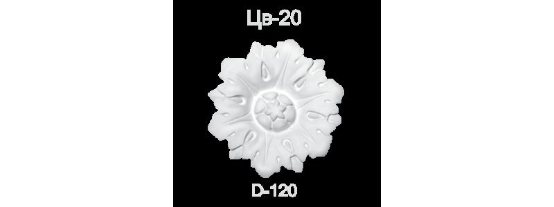 Цветок ЦВ-20