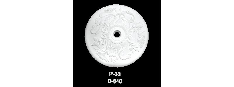 Розетка Р-33