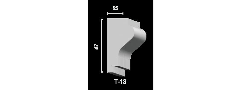Тяга Т-13