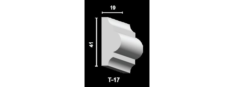 Тяга Т-17