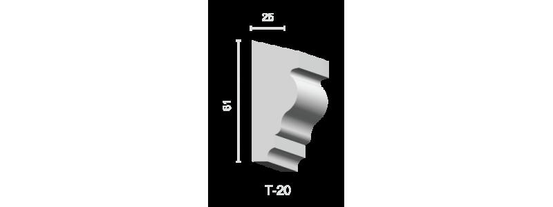 Тяга Т-20