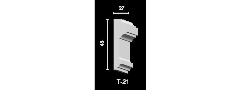 Тяга Т-21