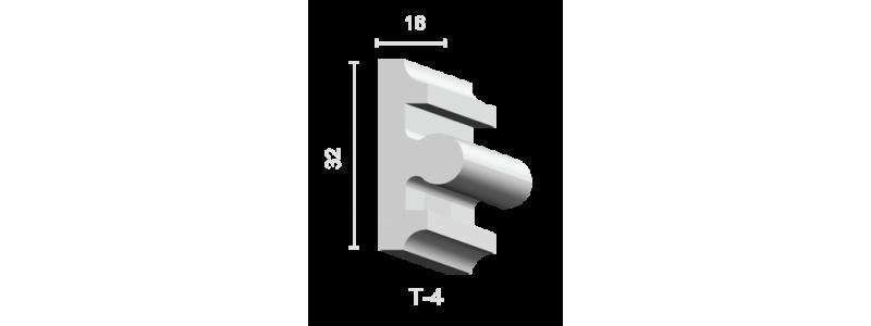 Тяга Т-4