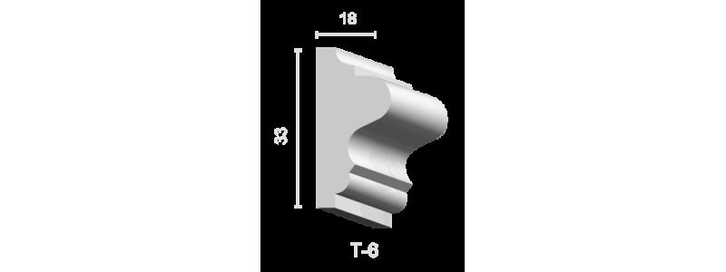 Тяга Т-6