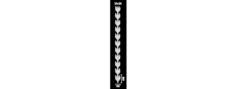Орнамент  УЗ-24
