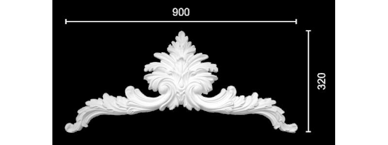 Орнамент  УЗ-26