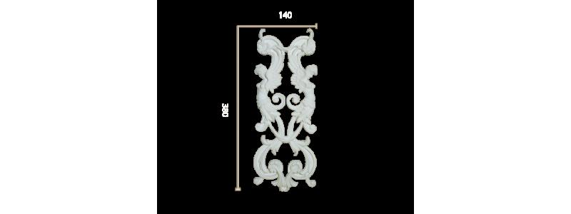 Орнамент  УЗ-30