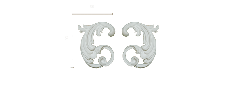 Орнамент  УЗ-32