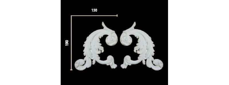 Орнамент  УЗ-35