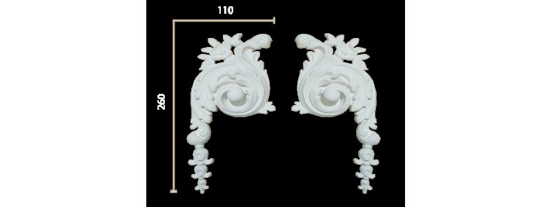 Орнамент  УЗ-36