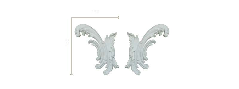 Орнамент  УЗ-37