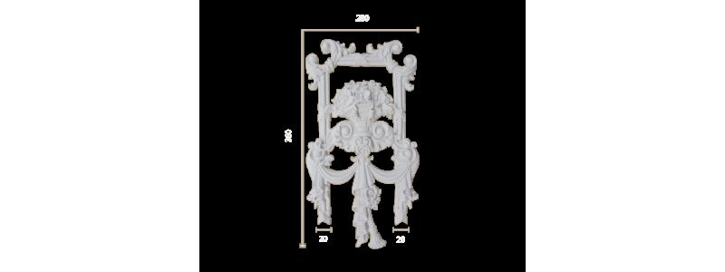 Орнамент  УЗ-40
